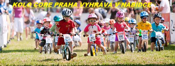 nejvýhodnější dětské kolo Core Nipper prodej v Praze 4