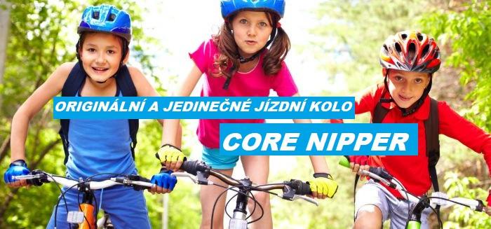 dětské jízdní kolo Core Nipper skladem v Praze 4